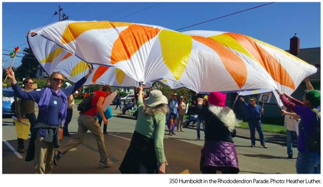 350 Humboldt Rhody Parade 2017