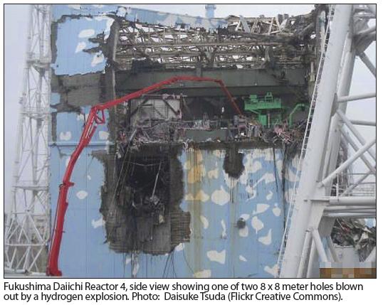 Fukushima Daiichi: World's Worst Nuclear Crisis Since